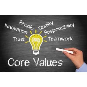 Core Values - Duvar Kağıdı