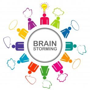 Brain Storming 3 Boyutlu Duvar Kağıdı