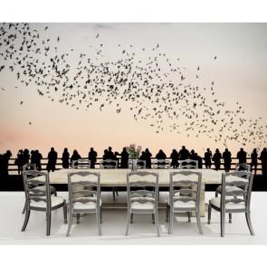 Kuşlar ve İnsanlar