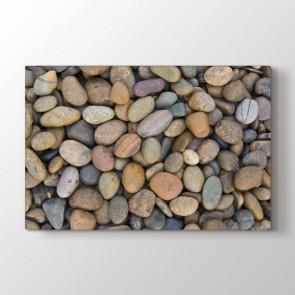 Taşlar - Modern Resimli Tablo Modeli