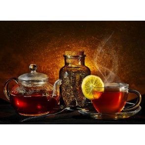 Çay Saati Duvar Kağıdı