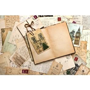 Son Mektup Üç Boyutlu Duvar Kağıtları