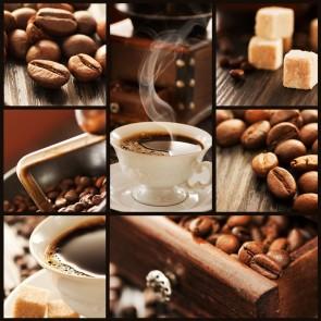 Sade Kahve Kafe ve Restoran Duvar Kağıdı Modeli