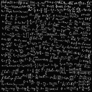 Matematik Formülleri Duvar Kağıdı