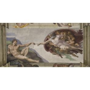 Creation of Adam Duvar Kağıdı