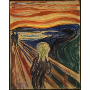 The Scream Duvar Kağıdı