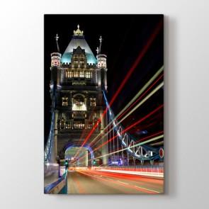 Towers Bridge - Şehir Resimli Tablo Modeli