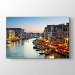 Venedik - Şehir Duvar Tablosu
