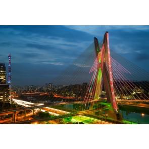 Sao Paulo Köprüsü Duvar Kağıdı