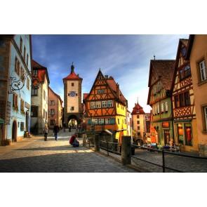 Rothenburg Almanya Duvar Kağıdı