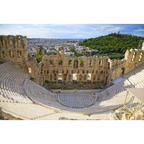 Herodes Atticus Tiyatrosu Atina Duvar Kağıdı Önizleme