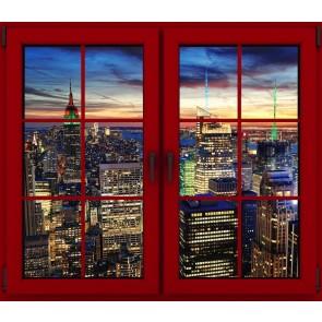 Evim Manhattan'a Bakıyor Duvar Kağıdı Önizleme