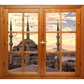 Sultanahmet Cami Duvar Kağıdı Önizleme