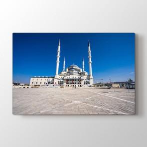 Ankara Kocatepe Cami Tablosu | Türkiye Şehirlerinin Tabloları