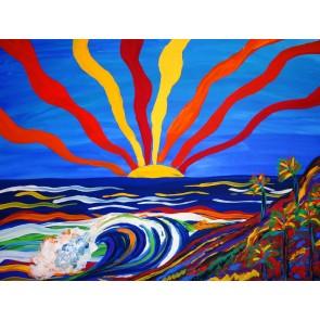 Güneşin Renkleri Çocuk Odası Duvar Kağıdı Önizleme