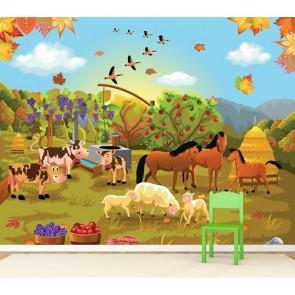 Çiftlik Hayatı