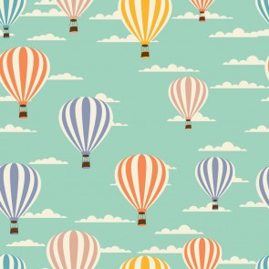 Balon Yarışı Duvar Kağıdı