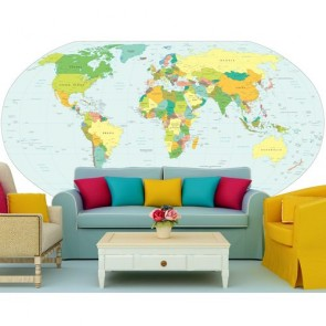 Siyasi Dünya Haritası