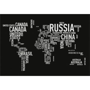 Ülkeler Yazılı Duvar Kağıdı Önizleme