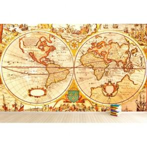 Geçmiş Dönemler Dünya Haritası