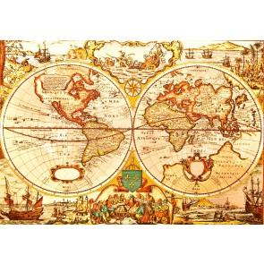Geçmiş Dönemler Dünya Dekoratif Duvar Kağıdı