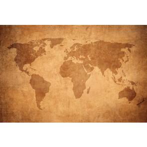 Eski Dünya Duvar Çizimi 3 Boyutlu Duvar Kağıdı