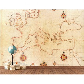 Piri Reis Haritası 16. Yüzyıl Avrupa