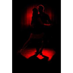 Kızıl Dans Duvar Kağıdı
