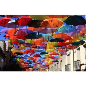 Şemsiye Yağmuru Duvar Kağıdı