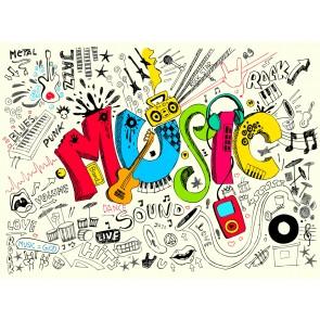 Müziği Hisset Duvar Kağıdı