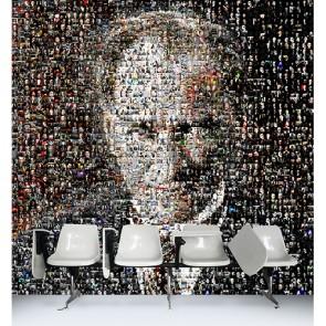 Mozaik Atatürk Portresi
