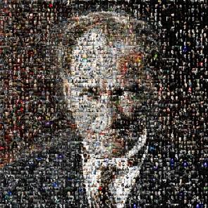 Mozaik Atatürk Posteri Önizleme