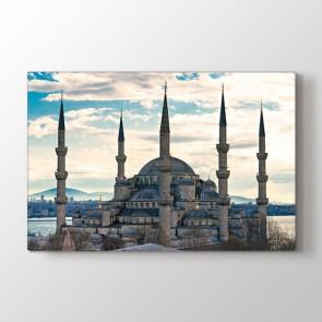 Sultanahmet Cami - Dini Resimli Tablo Modeli