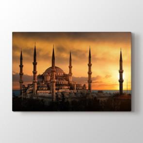 Cami İslam İbadet Yeri Tablosu | Semazen Tablo