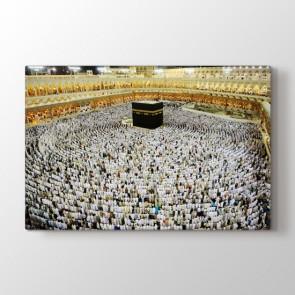 Kabede Namaz Tablosu | Islami Tablolar