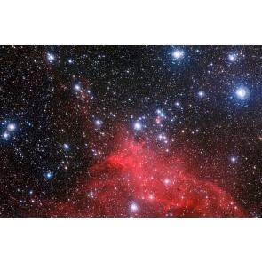 Parlayan Yıldızlar 3 Boyutlu Duvar Kağıdı