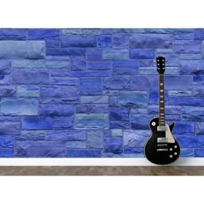 Mavi Taş Duvar