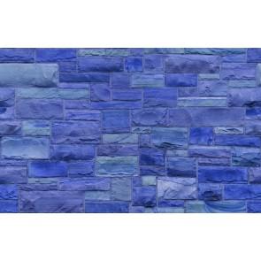 Mavi Taş Duvar Kağıdı Önizleme