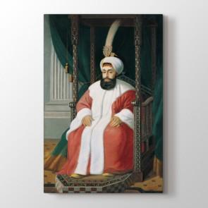 Sultan Üçüncü Selim Tablosu - Duvar Tabloları
