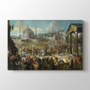 Osmanlı Beyleri Tablosu - Tablo Kanvas