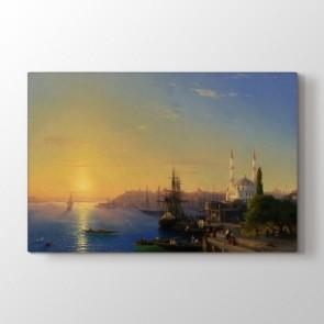 Osmanlı Dönemi İstanbul Güzelliği Tablosu - Uygun Tablolar