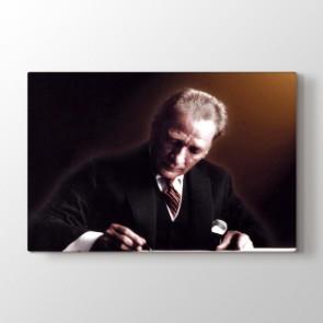 Atatürk İmzası Tablosu | Atatürk Tabloları - duvargiydir.com