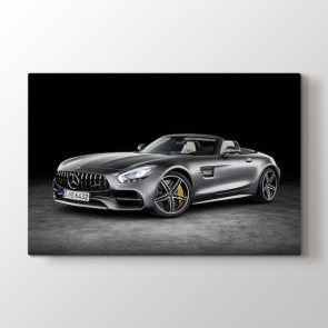 Mercedes Konsept Araba Modeli Tablosu | Araba Tabloları - duvargiydir.com