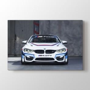 BMW GT4 Racing Car Tablosu | Araba Tablo Modeli - duvargiydir.com