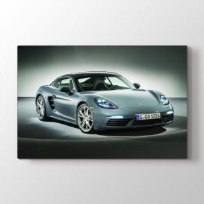 Porsche Cayman Tablosu | Lüks Araba Tabloları - duvargiydir.com