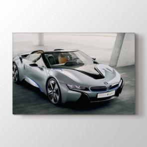 BMW i8 Hibrit Araba Tablosu | Araba Tabloları - duvargiydir.com