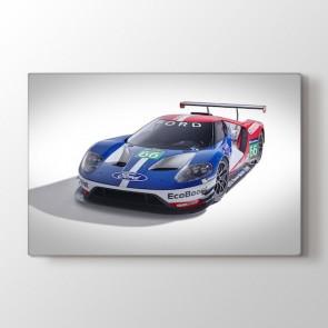Ford Yarış Arabası Tablosu | Araba Tabloları - duvargiydir.com