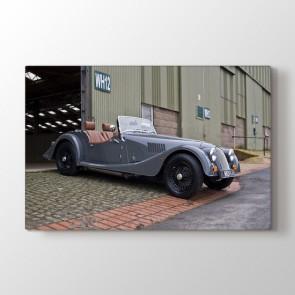 Morgan Antik Araba Tablosu | Araba Tabloları - duvargiydir.com