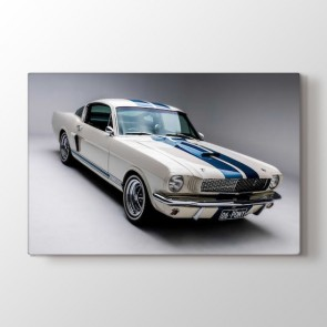 Mustang Araba Modeli Tablosu | Araba Tabloları - duvargiydir.com