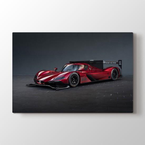 Mazda Yarış Arabası Tablosu Araba Tabloları Duvargiydircom